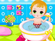 Baby Bathing Games Game