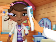 McStuffins Eye Care Game