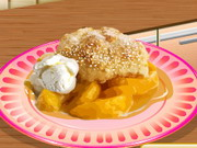 Sara's Cooking Class: Peach Cobbler Game