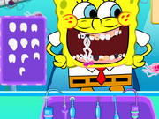 Spongebob Tooth Decoration Game