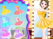 Famous Dancer Makeover Game