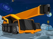 other, boy , driving , parking , space , space , crane
