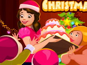 Merry Christmas Cakes Game