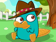 Care Baby Platypus Game