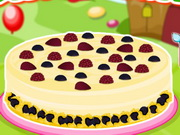 White Chocolate Berry Cheesecake Game