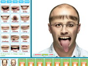 Genius Funny Face Maker Game