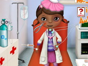 McStuffins In The Ambulance Game