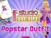 Fashion Studio - Popstar Outfit Game