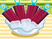 Berry Smoothie Ice- Blocks Game