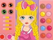 Manga Doll Creator Game