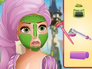 Rapunzel Great Makeover Game