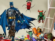 Super Heroes Hidden Objects Game