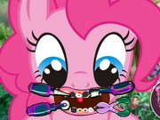 Pony Dental Care Game