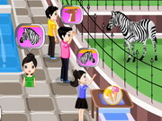 Zoo Caring Game