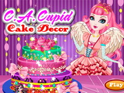 C.A.Cupid Cake Decor Game
