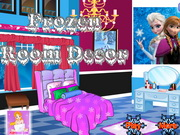 Frozen Room Decoration