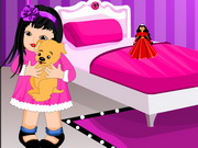 other, baby , boy , girl , kid , barbie , fan , room , cleaning