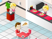 Frenzy Pizza Game