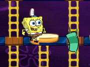 Sponge Bob Square Pants: Patty Panic Game