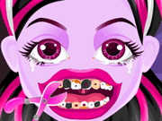 Baby Monster Dentist Game