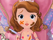 Injured Sofia The First Game