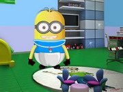 Baby Minion Room Decoration Game