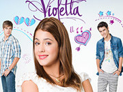 Violetta Find The Differences Game