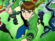 Ben 10 Jigsaw Game