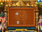 Egypt Line Puzzle Game