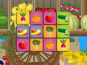 Vegetable Memory Game Game