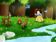 Baby Snow White Adventure Game