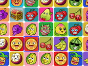 Cheerful Fruit Link Game