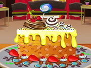 Decorate Birthday Cake Game