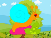 Charming Bugs Puzzle Game