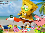 SpongeBob Out Of The Water Hidden Objects