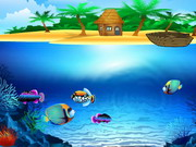 Sea Fish Escape Game
