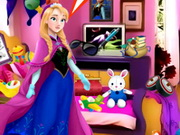 Elsa Bedroom Hidden Objects Game