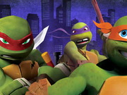 Ninja Turtles Differences Game
