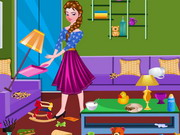 puzzle, cartoon , decoration , frozen , girl , kid , elsa , living , room , cleaning