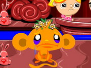 Monkey Go Happy Valentines Game