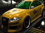 Audi Taxi Hidden Letters Game
