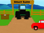 Sneaky Ranch Day 2 Game