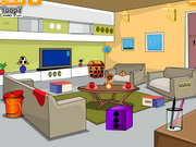 Escape From Light Livingroom Game
