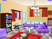 Escape From Amazing Living Room Game