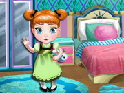 Baby Anna Room Decoration Game