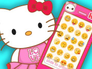 puzzle, boy , cartoon , decoration , girl , kid , hello , kitty , pink , iphone