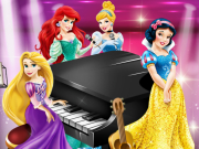 Disney Princesses Music Party Game