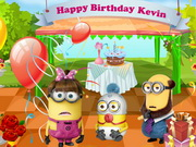 Minion Family Birtday Party Game