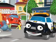 Heroes Of The City Car Keys Game
