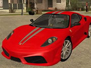 Ferrari Car Keys Game